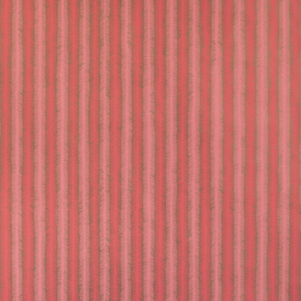 Spine Red Wallcovering