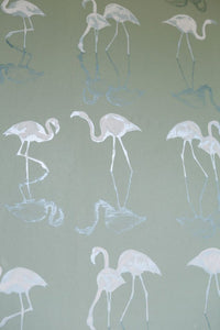 Nakuru JTNA04  Green Wallcovering