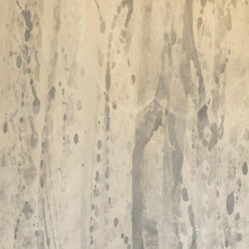Kelp Tea Paper Squid Ink Wallcovering