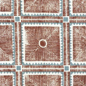 Pisa Cornflower Fabric