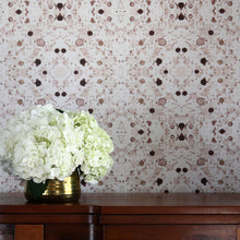 Load image into Gallery viewer, Splatter Sepia Wallcovering