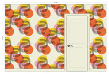 Load image into Gallery viewer, ROO Bone, Tangerine & Bubblegum Wallcovering