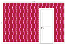 Load image into Gallery viewer, RITA Saffron & Sunshine Wallcovering