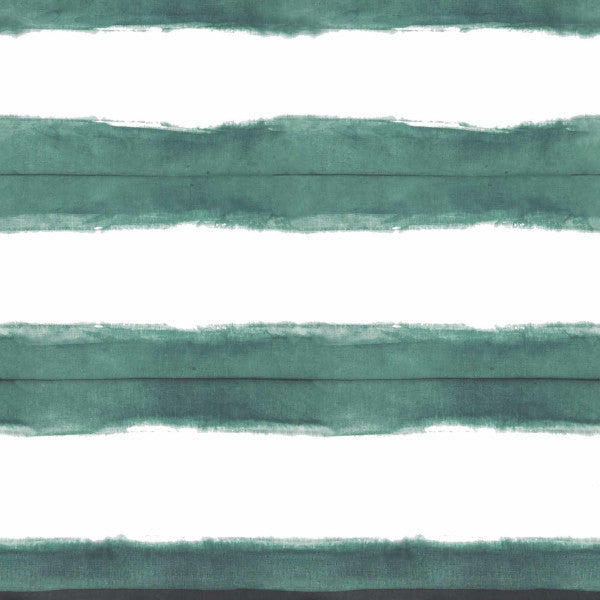 Stripe Ocean Fabric