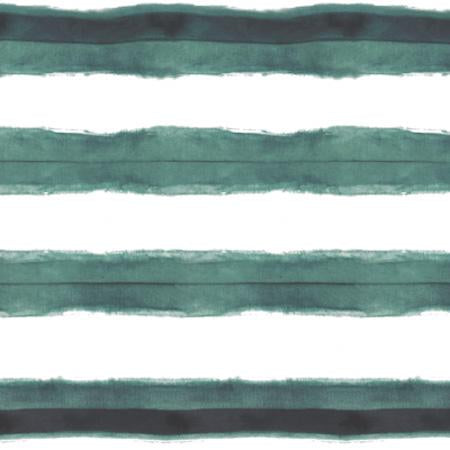 Stripe Ocean Wallcovering