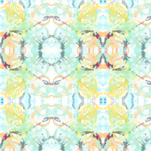 Load image into Gallery viewer, 411 Teal Peach Fabric