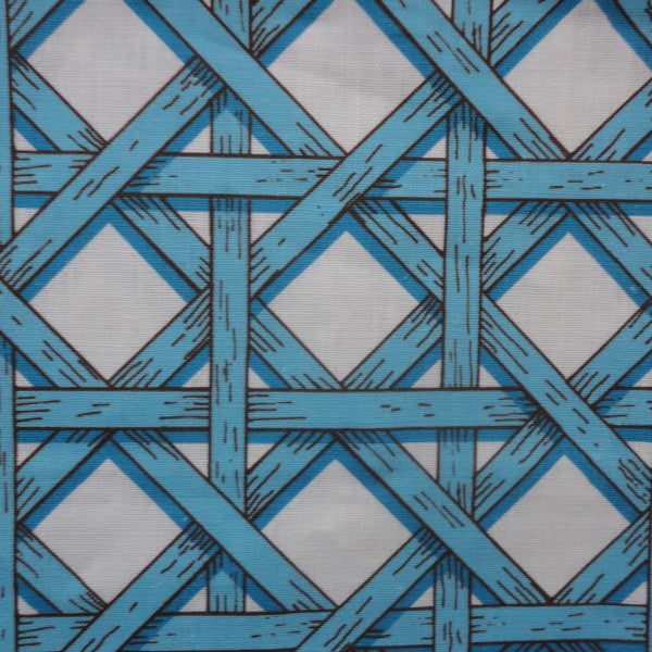 Basket Weave Light Blue