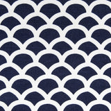 St. Barth's Gate Navy Fabric