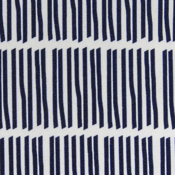 Sticks Navy Fabric