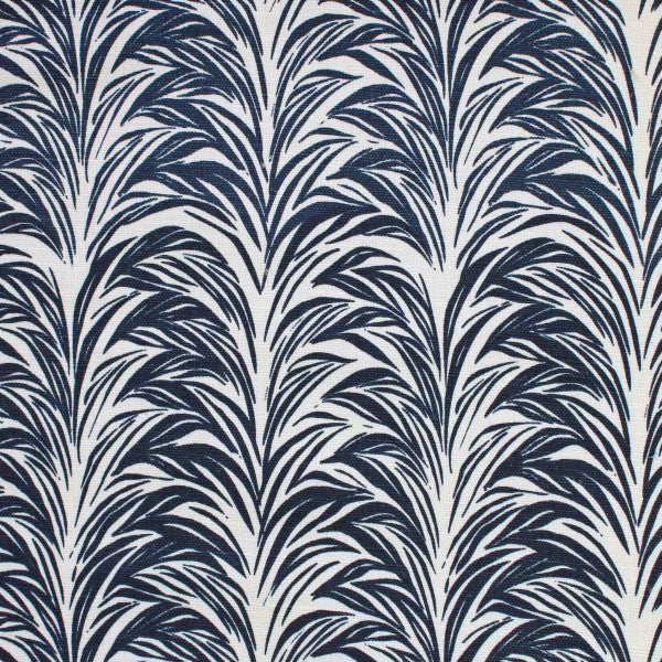 Zebra Fern Midnight Fabric