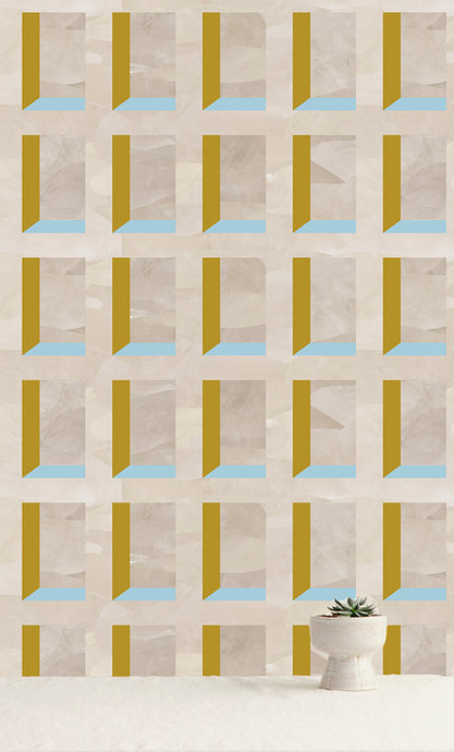 View Goldenrod Wallcovering