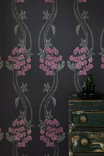 Load image into Gallery viewer, Autumn Berry - Blackberry Wallcovering