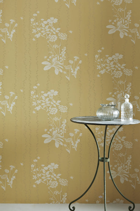 Wild Meadow - Dandelion Wallcovering