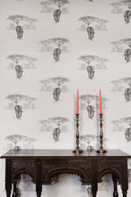 Load image into Gallery viewer, The Waterhole JTWH02  Grey Wallcovering
