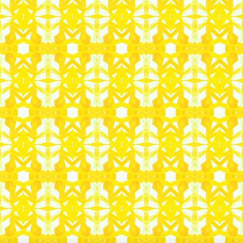 42614-1M Yellow Wallcovering