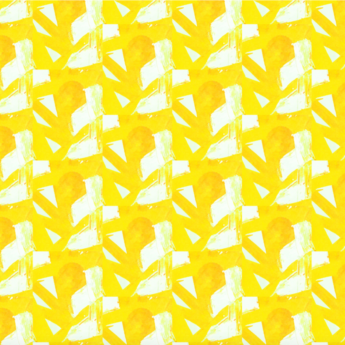 42614-1 Yellow Wallcovering