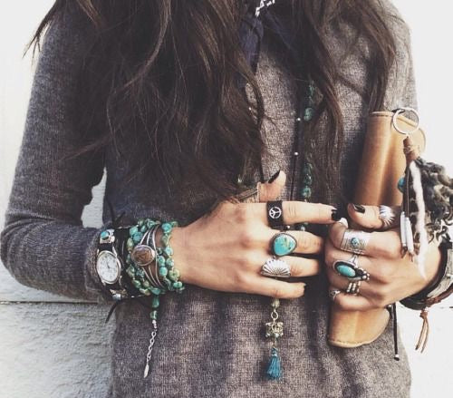 3 Ways to Wear (Tons of!) Turquoise