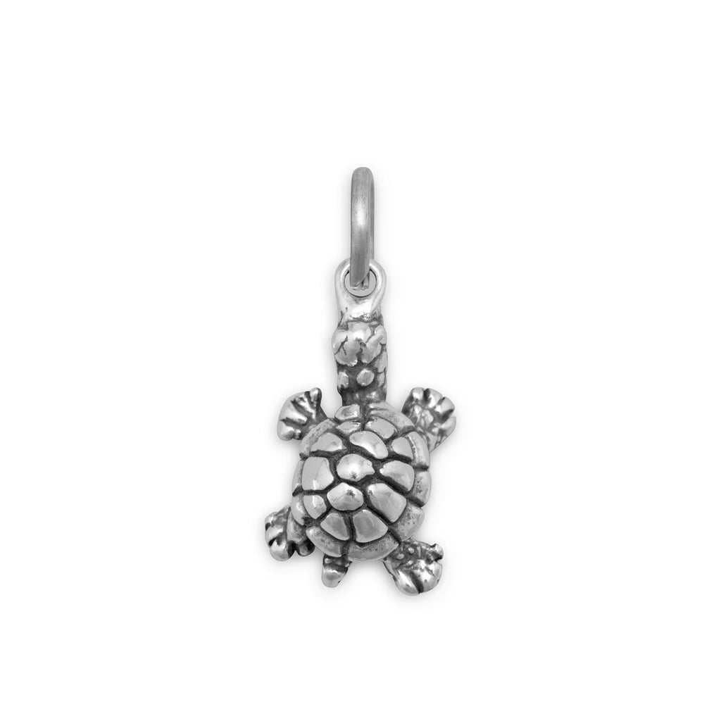 Small Turtle Charm