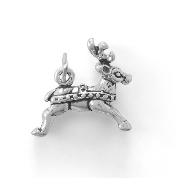 Shine Bright! Reindeer Charm