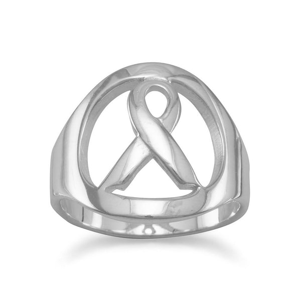 Awareness Ribbon Ring