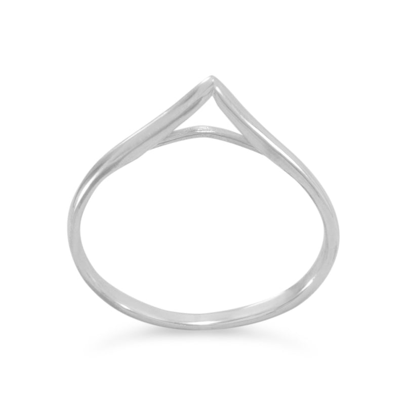 Tri Point Ring