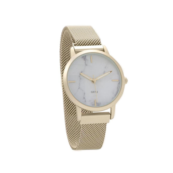 Gold Magnetic Band Fashion Watch