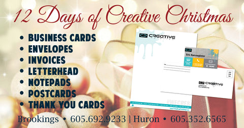 Business cards, letterhead and more