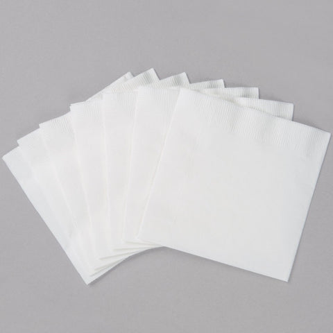 1/4 FOLD BEVERAGE NAPKIN - 4,000 CT