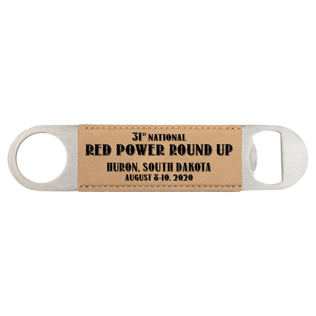 Red Power Round Up 2020 Bottle Opener