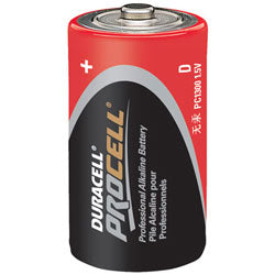 D BATTERIES - PACK OF 12