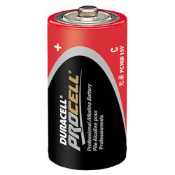 C BATTERIES - PACK OF 12