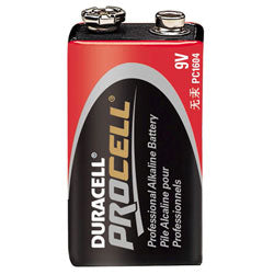 9 VOLT BATTERIES - PACK OF 12