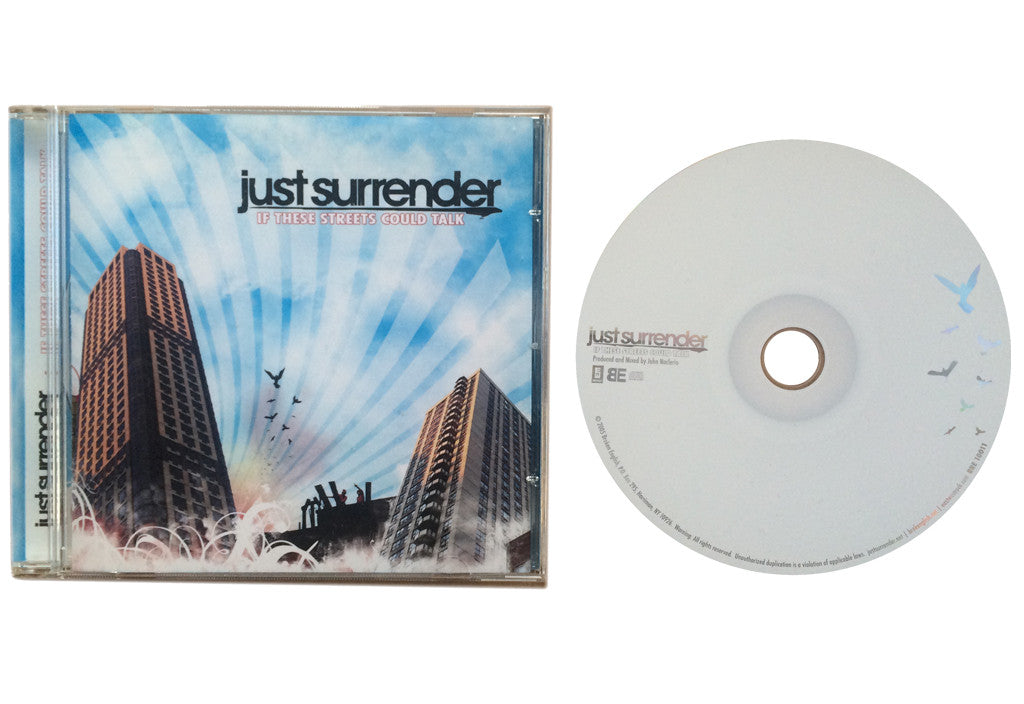 Just Surrender - If These Streets Could Talk (CD)