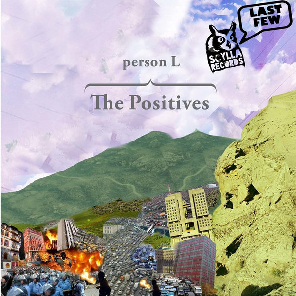 "Person L - The Positives (2x12"" LP)"