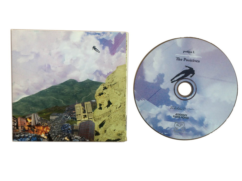 Person L - The Positives (CD)