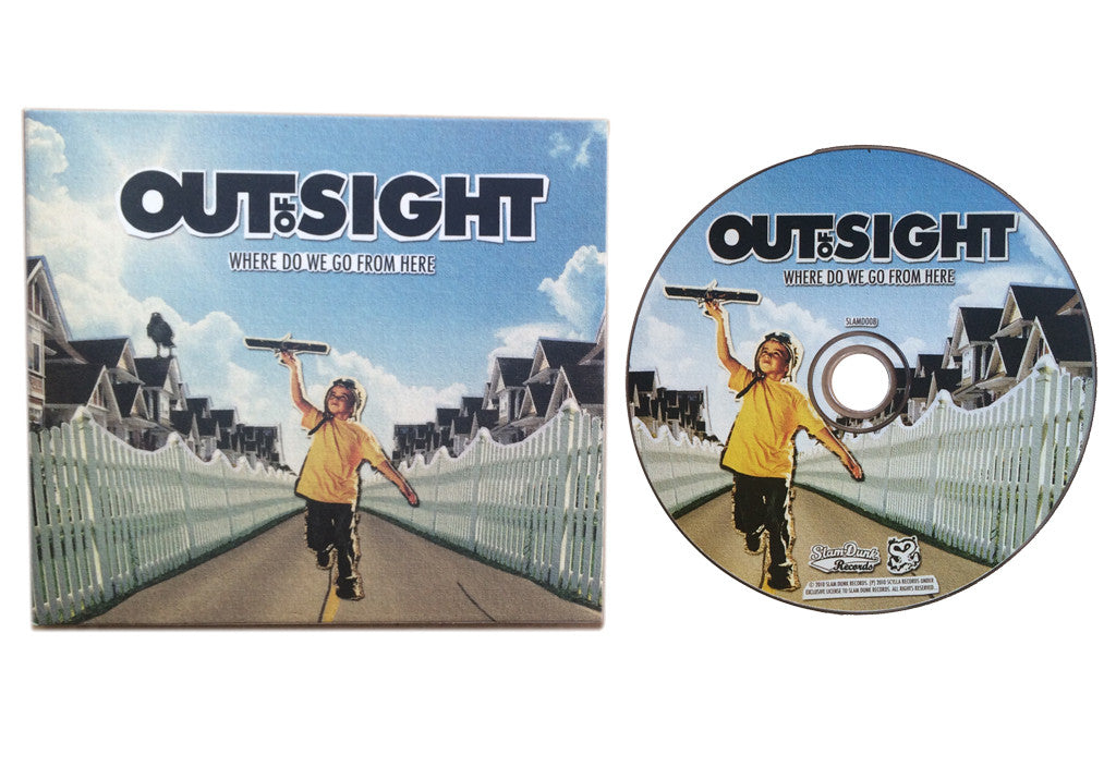 Out of Sight - Where Do We Go From Here? (CD)