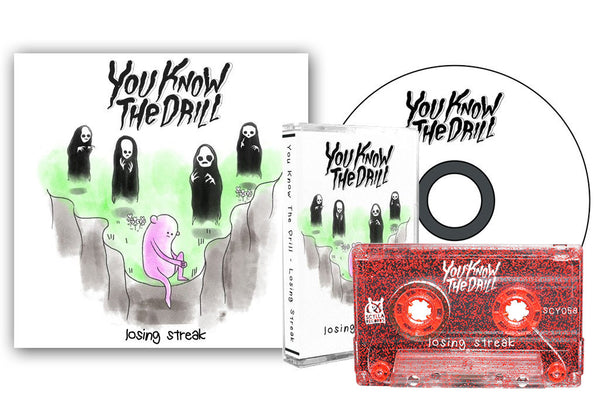 You Know The Drill - Losing Streak (CD/Cassette)