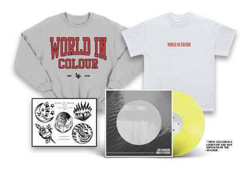Luke Rainsford - World In Colour Mega Bundle