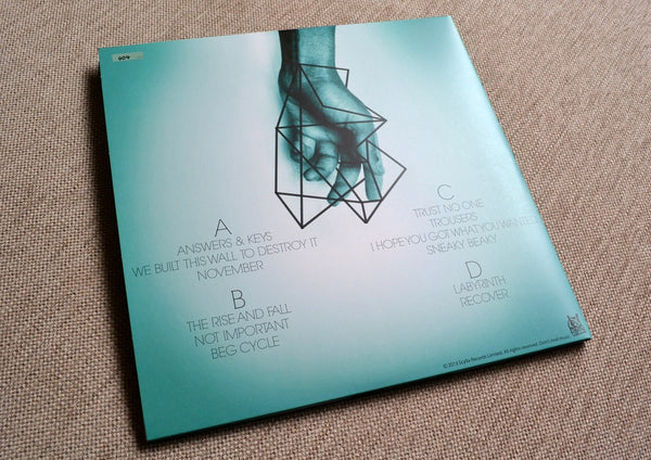 "The October Game - Balancing (2x12"" LP, CD & MP3)"