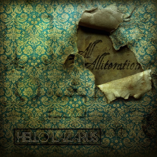 Hello Lazarus - All Alliteration (CD)
