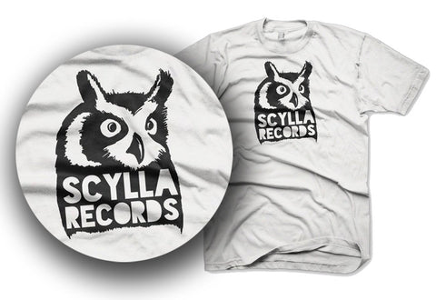 Scylla Records - Logo T-Shirt