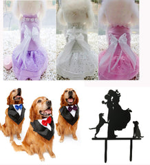 DOG WEDDING COLLECTION