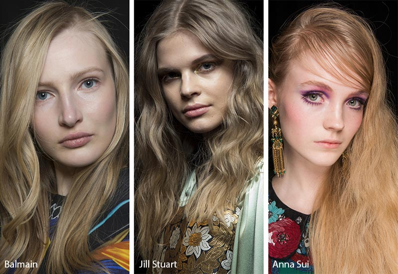 Fall/ Winter 2018-2019 Hairstyle Trends