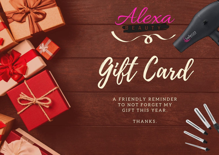 Cortex Flat Iron Gift Card