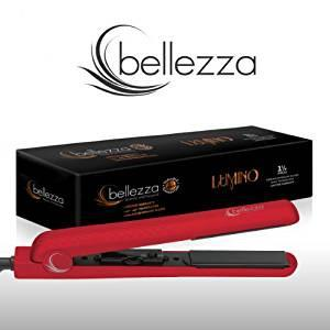 Bellezza  Flat Iron- Red Lumino 1.25 inch