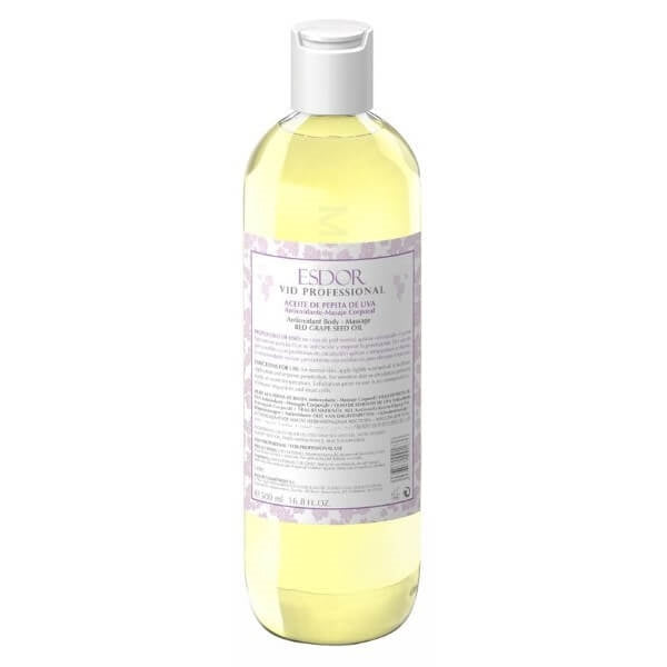 Esdor Red Grapeseed Body Oil