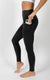Cloudlux Elastic Free High Waist Side Pocket 7/8 Ankle Legging