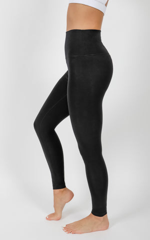 """Cloudlux"" High Waist Elastic Free 7/8 Ankle Legging"
