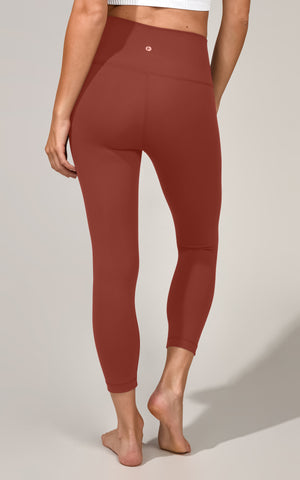 """Wonderlink"" Elastic Free High Waist Capri"