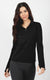 Ultralink Fleece Lined Half Zip Long Sleeve Top